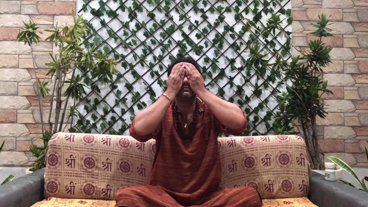 Subtle Kriyas - Pranayama for Back Pain