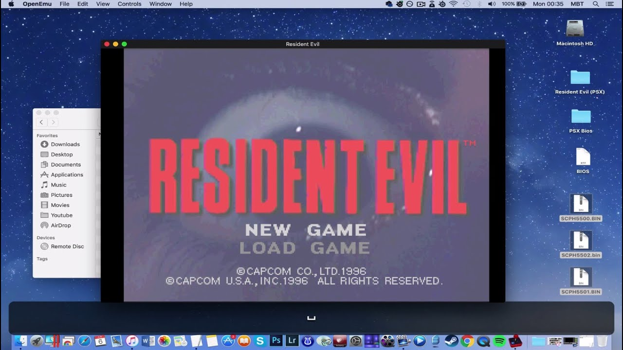 how to play resident evil