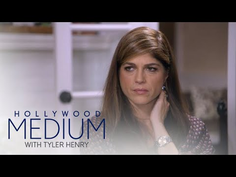 Selma Blair's First Love Reaches Out From Beyond   Hollywood Medium with Tyler Henry   E!