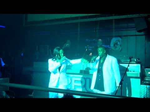 Kashif & Alex Day  LIVE @ Dashake-   I'm in love - E King