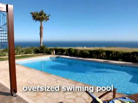 Romantic Cyprus honeymoon in wonderfull sea view villa.mp4