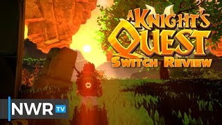 A Knight's Quest (Switch) Review (Video Game Video Review)