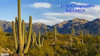 Shamen   Nature & Naturaleza
