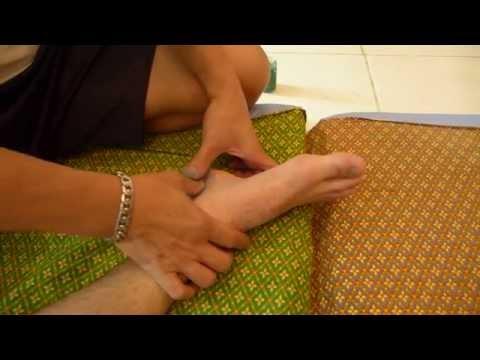 Thara Thai massage - Plantar fasciitis Treatment