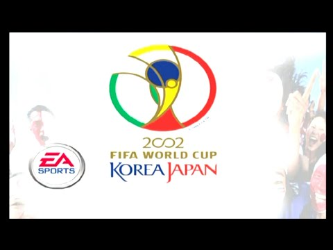 2002 FIFA World Cup -- Gameplay (PS2)