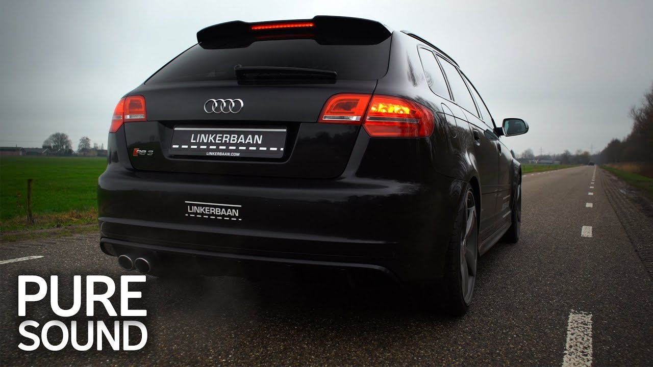 2012 Audi RS3 (340hp) - pure SOUND!