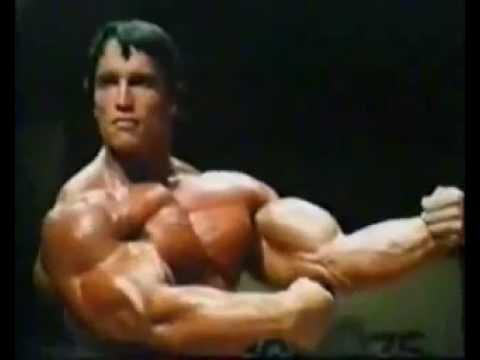 Arnold Schwarzenegger vs Ronnie Coleman.flv