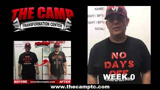 Bell Weight Loss Fitness 6 Week Challenge Results - Marco Garcia