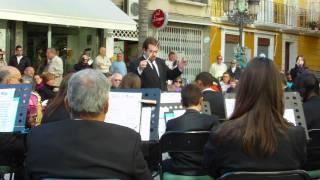 Brisas de Málaga. Banda Música Almuñécar