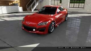 Forza Motorsport 5: Tuning House (RX-8)