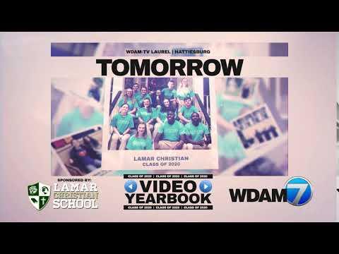 WDAM Sponsored Promo - Lamar Christian School - Video Yearbook: Lamar Christian (:05)