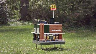 Download Video McHive – the world's smallest McDonald's MP3 3GP MP4