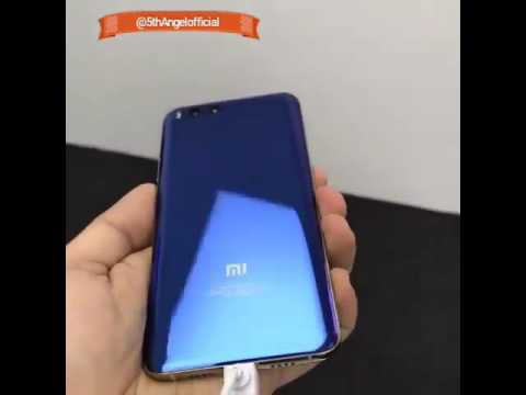 Brand New Xiaomi MI 6 Hands On - Quick Hands On MI 6