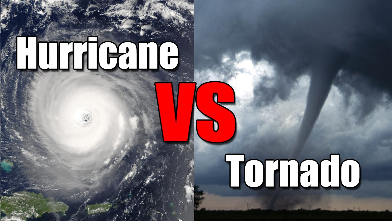 tsunami vs hurricane
