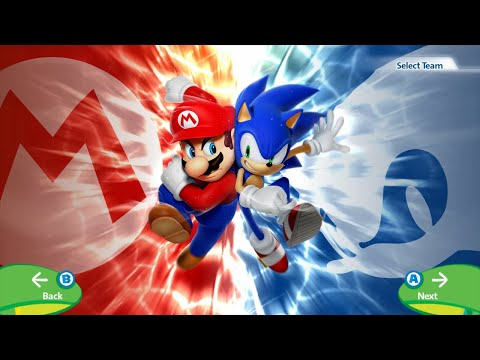 Mario & Sonic at the Rio 2016 Olympic Games - Heroes Showdown #4