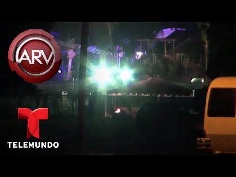 Se casaron en boda secreta Marc Anthony y Shannon de Lima | Al Rojo Vivo | Telemundo