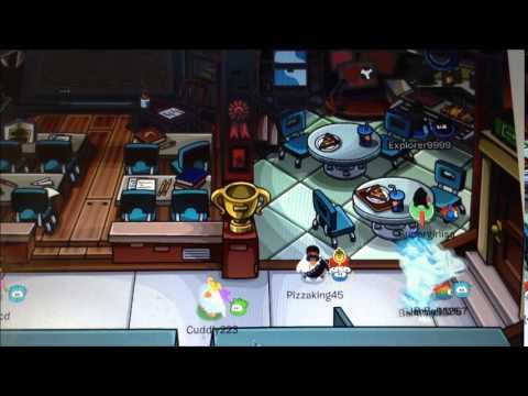 Club Penguin - Hobo & Cheese adventure #1 3D