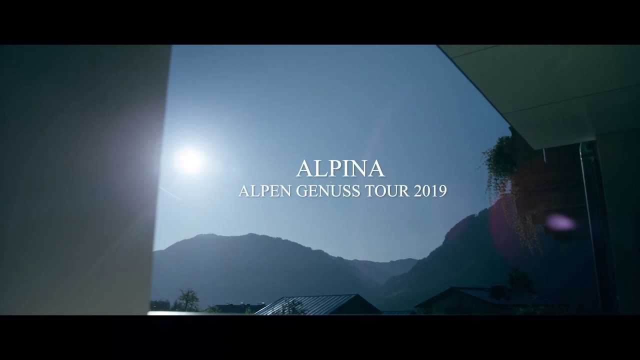 ALPINA ALPEN-GENUSS-TOUR 2019