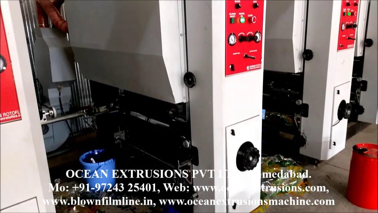 8 Color Rotogravure Printing Machine Youtube Offset Press Diagram Gravure
