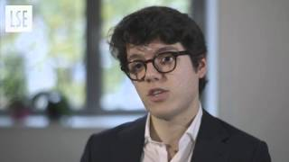 Repeat youtube video LSE MSc in Management Student Insights | Lorenzo