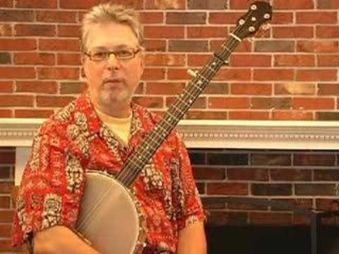 how to play clawhammer banjo