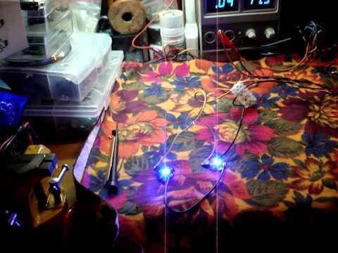 ШИМ для LED на таймере 555