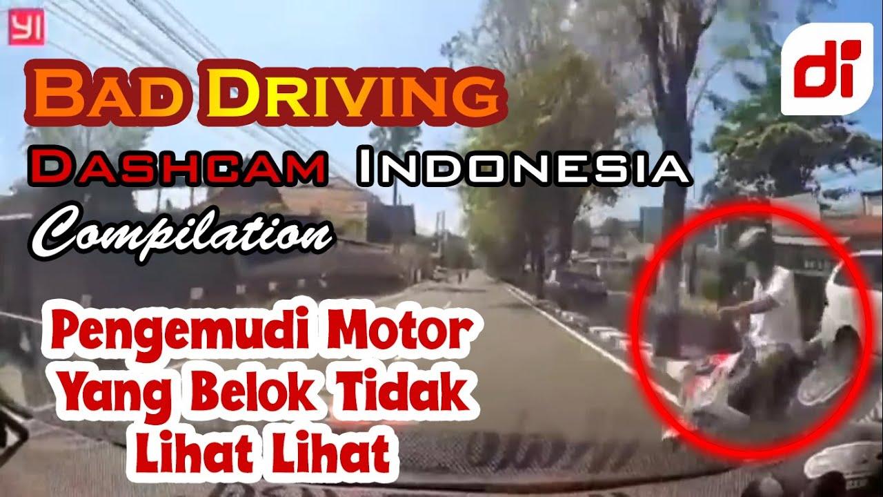 BAD DRIVING DASHCAM INDONESIA COMPILATION #APRIL(9) 2021