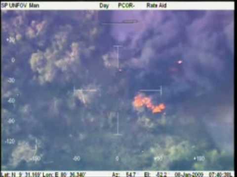 Sri Lankan Air Force  Fighter jets destroy two LTTE  crafts - Chundikulam,8/jan/2008