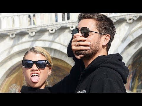 Scott Disick's HILARIOUS Response To Sofia Richie's Concerned Family