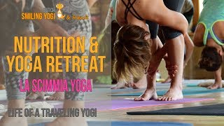 Yoga and Nutrition Retreat Italy; La Scimmia Yoga