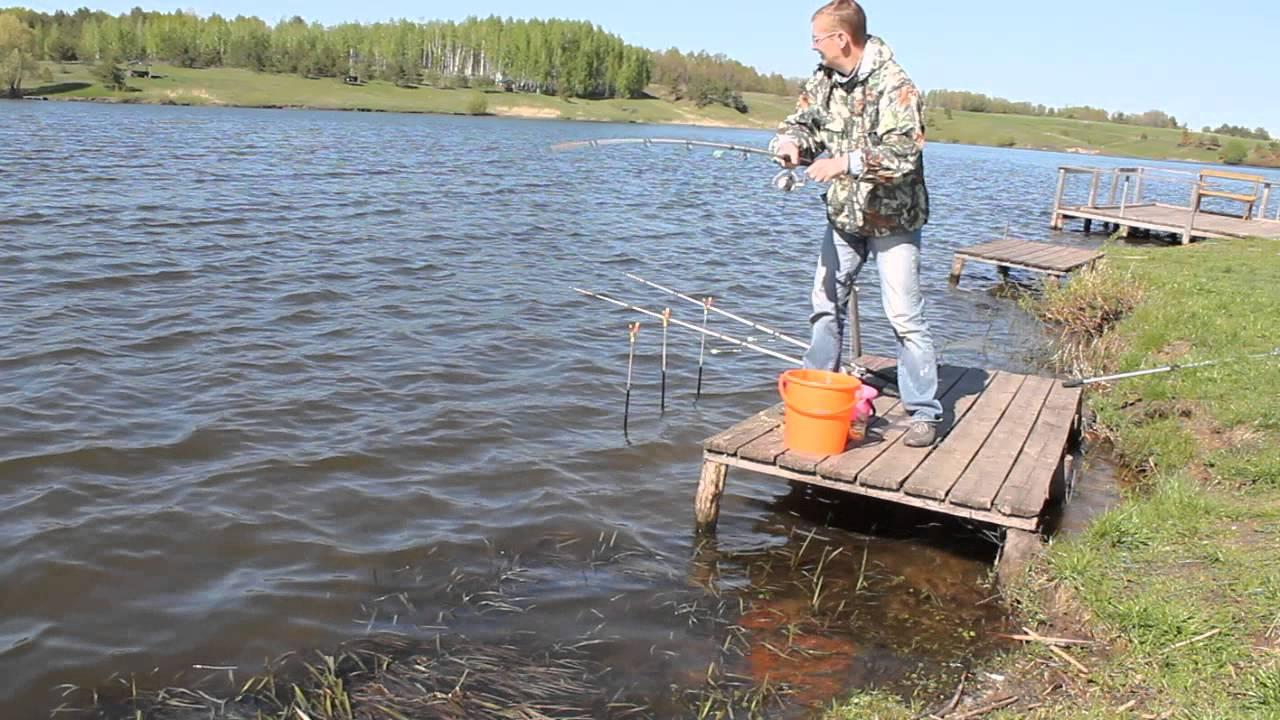 рыбалка в липецке где ловить