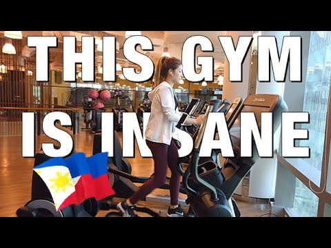 This Gym in the Philippines is INSANE - KERRY SPORTS MANILA