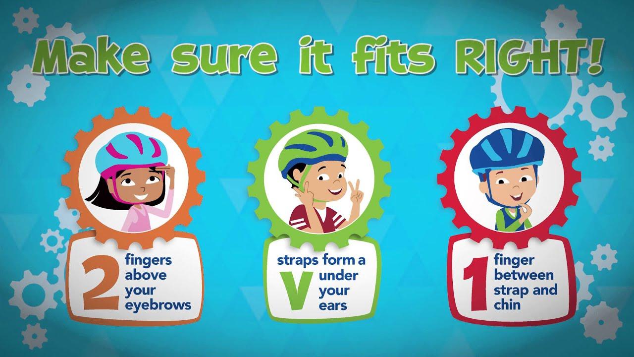 Bike Helmet Safety Posters K3lh Hse Nusantara Hse