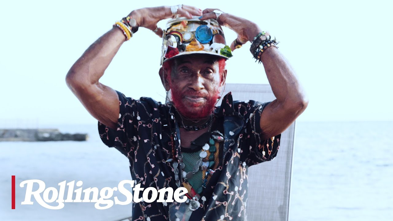 Lee 'Scratch' Perry: The Last Visit With The Legend
