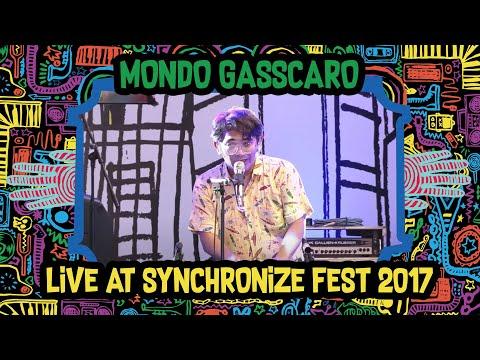 Mondo Gascaro Live At SynchronizeFest - 8 Oktober 2017