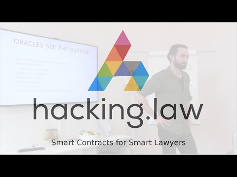 Smart Contracts for Smart Lawyers