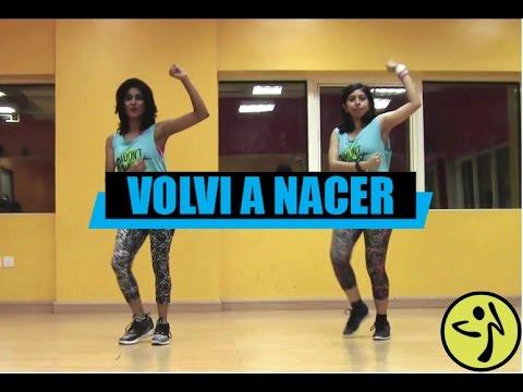 Volvi A Nacer (Cover Audio) Ft. Maluma    Zumba® By Zumba® With Anush & Rev