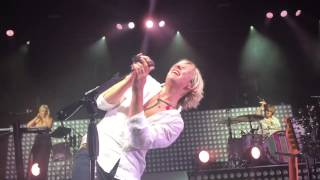 R5 performing Did You Have Your Fun? in Kansas City, MO 7/26/15
