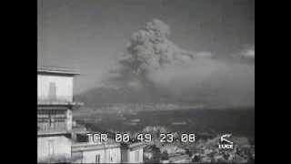 Eruzione del Vesuvio 1944