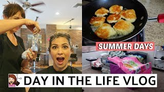 OUR SUMMER DAYS 2018 \\ DAY IN THE LIFE MOM VLOG \\ Style Mom XO