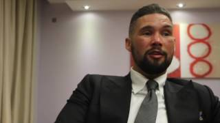 TONY BELLEW DISGUSTED BY DAVID HAYE OUTBURST, CLAIMS HE IS SHRINKING, & ON HOSTILE LIVERPOOL PRESSER