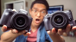 Canon M50 vs M6 拍片神器對決