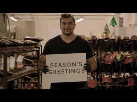 Season's Greetings From R.M.Williams