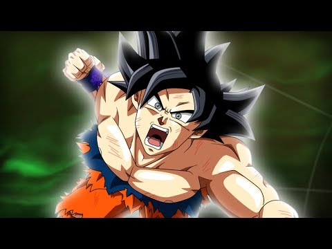 Goku Gets Erased