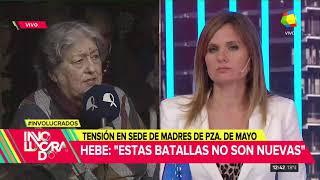 """Hebe De Bonafini: """"No Callarnos Nos Cuesta Esto"""""""