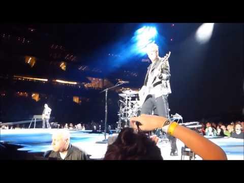 U2 2017 Joshua Tree
