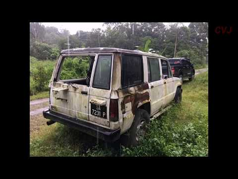 It's Alive! Old and Rusty Isuzu Trooper Comes to Life with New Battery | Off-Road Rescue