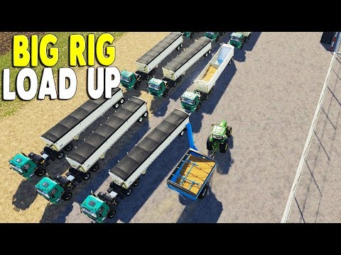 Insane Convoy Loading Operation with $500,000 in Heavy Cargo