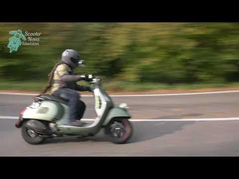 Vespa GTS  Sei Giorni  – Ride the -Day Trials route, Varese launch