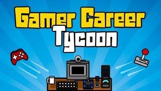 YAYINCI OLMA SİMULATOR / Gamer Career Tycoon Türkçe - Bölüm 1
